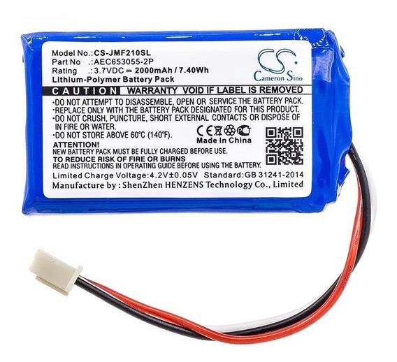 Jbl Bateria Jbl Flip 2 De 3 Fios Compatível Garantia