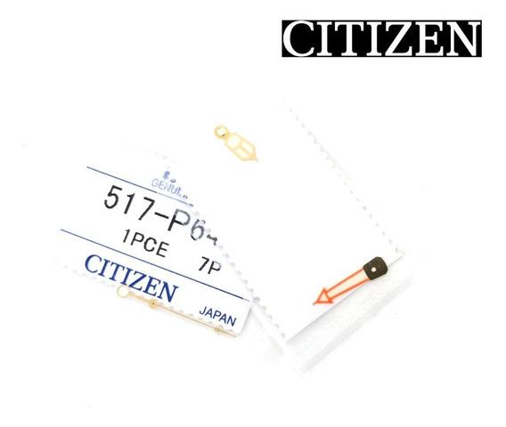 Jogo Kit Ponteiros Citizen Aqualand 1 Série Ouro C022 C023