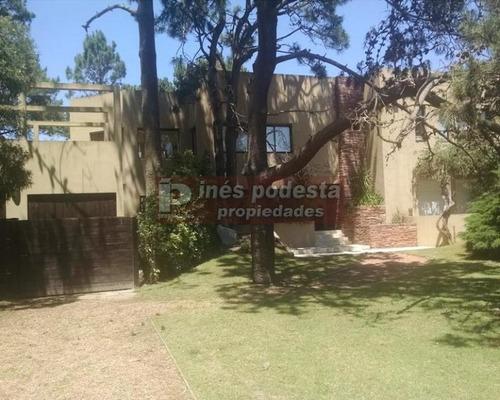 Casa En Punta Del Este, Rincã³n Del Indio | Ines Podesta Ref:1320- Ref: 1320