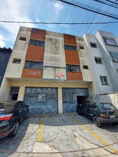 Prédio Comercial Para Locação, 3 Vagas, 435 M² - Demarchi - São Bernardo Do Campo / Sp  - 96053