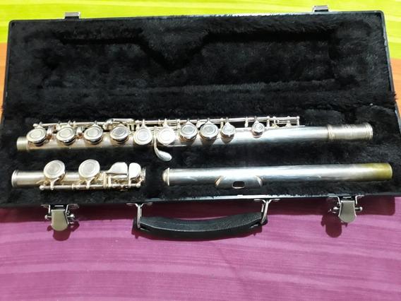 Flauta Traversa - Baño De Plata
