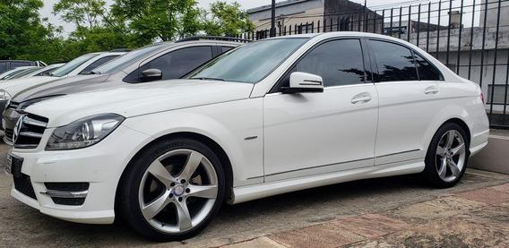 Mercedes Benz C250 1.8 Blueefficiency