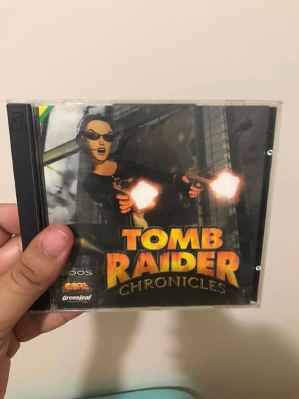 Game Tomb Raider Chronicles Editor De Fases Pc Frete Grátis