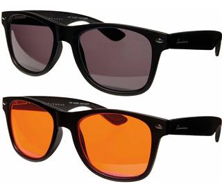 Luminere Blue Light Blocking Glasses 2 Pairs Premium Blue