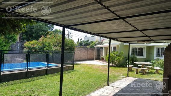 Impecable Casa 3 Ambientes En Quilmes Oeste Con Pileta Y Jardin. Aceptan Permuta!!