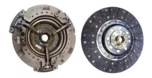 Imagem 1 de 1 de Plato E Disco Embreagem Trator Massey 85x/265/275/290 (kit)