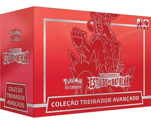 Card Game Pokémon Box Treinador Avançado Ee5 Golpe Decisivo