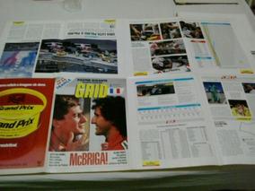 Gp Da França 1988 / Revista Grid 944-a