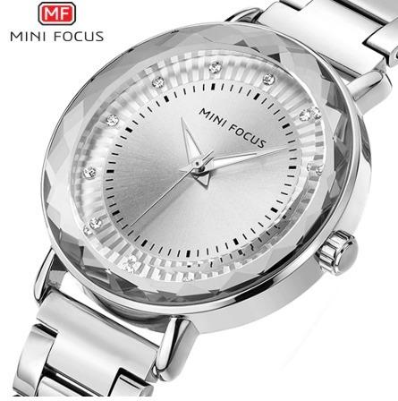 Mini Focus Relógios Femininos