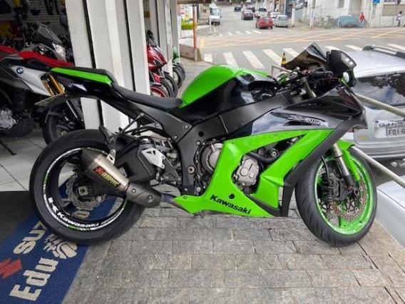 Kawasaki Ninja Zx-10 Abs 2012