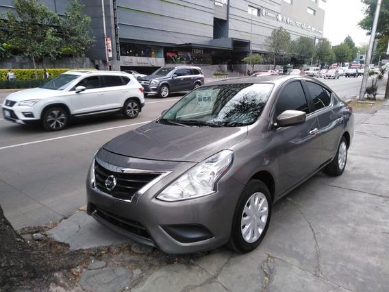 Nissan Versa (sense)
