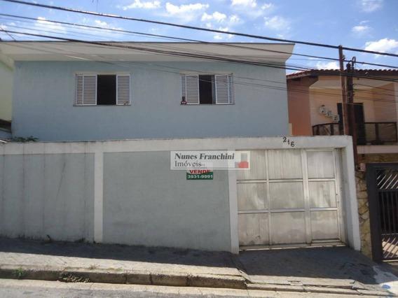 Limão-zn/sp- Sobrado 4 Dormitórios,1suíte,5 Vagas - R$ 800.000,00 - So1021