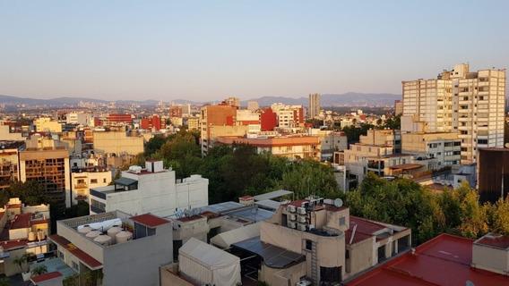 Departamento Amueblado En Renta Insurgentes Sur, Hipódromo Condesa