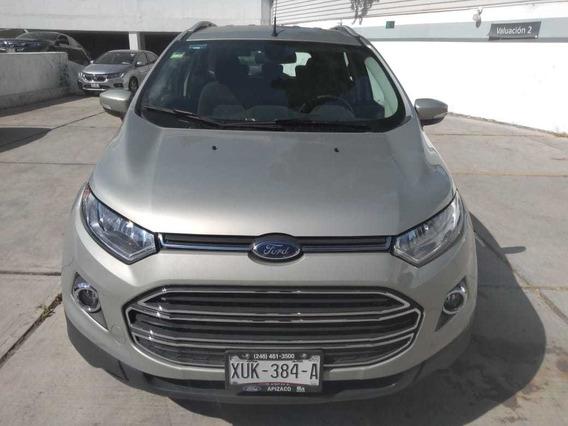 Ford Ecosport 2.0 Titanium At 2017