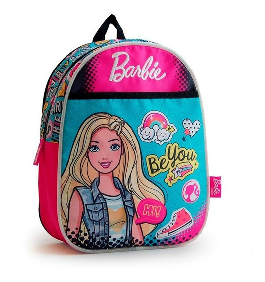 Mochila De Jardin Barbie Be You 35 Cm