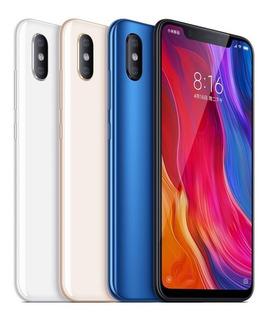 Xiaomi Mi 8 64 Gb 6 Gb Ram Dual Sim Nuevo Global