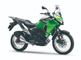 Kawasaki Versys 300 Abs Verde Bicilíndrica Versátil