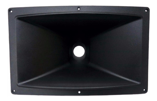 Bocina Para Driver 2 Pulgadas Trompa Difusor Abs 44x29cm