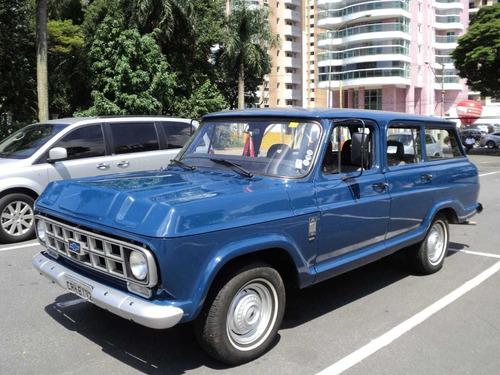 Imagem 1 de 8 de Chevrolet  Veraneio