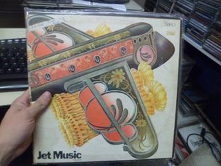 Lp Nacional - Jet Music - Volume 4 - Frete 15