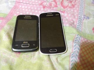 Galaxy S E Galaxy Y Para Retirar Peças Boas