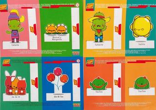 Kit Actividades Varias Catacto Y Catacta (paquete-taller)