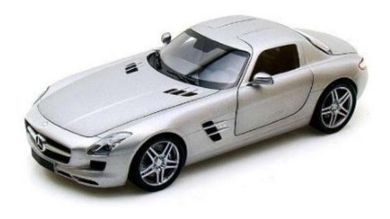 Mercedes Benz Sls Amg Escala 1:36 Kinsmart