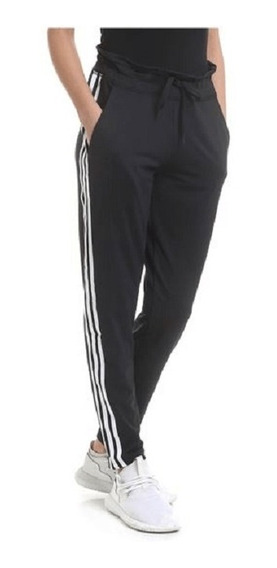 Calça Feminina adidas Design 2 Move 3-stripes Ds8732