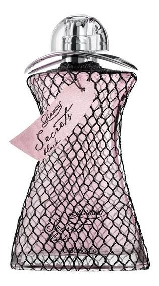 Glamour Secrets Black Desodorante Colônia 75ml - O Boticario