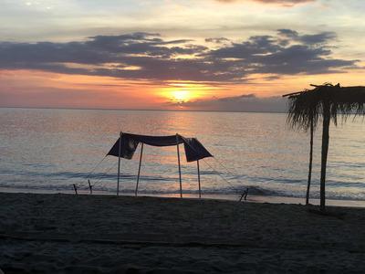Cabaña Frente Al Mar Entre Tolú Y Coveñas Aire. . 14 Persona