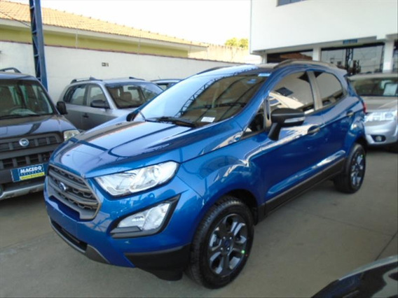 Ford Ecosport Ecosport 1.5 Freestyle - Manual