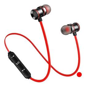 Auriculares Color Rojo
