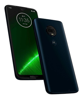 Smartphone Motorola Moto G7 Plus, 6,2 , 64gb, 16mp+5mp