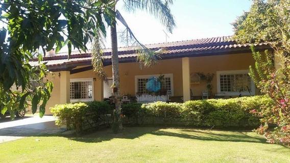 Chácara Residencial À Venda, Pinheirinho, Vinhedo. - Ch0021