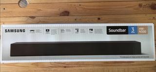 Barra De Sonido Samsung Hw-n300