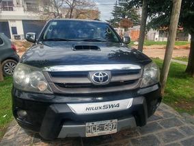 Toyota Hilux Sw4 4x4 C.automatica