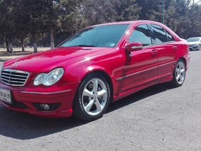 Mercedes Benz Clase C 1.8 230 K Sport At