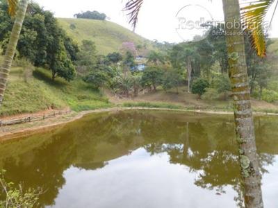 Sítio Rural À Venda, Freitas, São José Dos Campos - Si0021. - Si0021