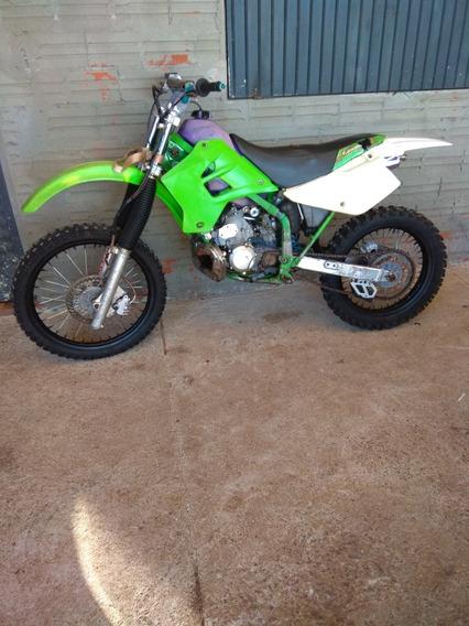 Kawasaki Kdx 220