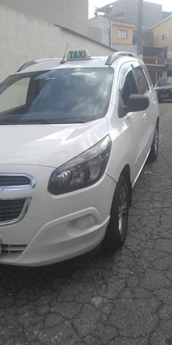 Chevrolet Spin 2017 1.8 Lt 5l 5p