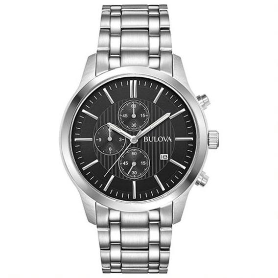Reloj Bulova Classic 96b304 Originalcaballero Tienda Oficial