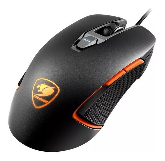 Mouse Cougar Gaming 450m Usb Optical 50-5000 Dpi Iron Grey