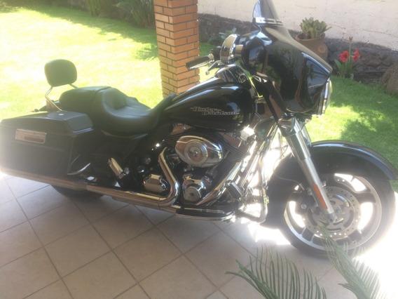 Harley Davidson Street Glide 2012 Motor 1690cc