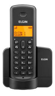 Telefone sem fio Elgin TSF-8001 preto