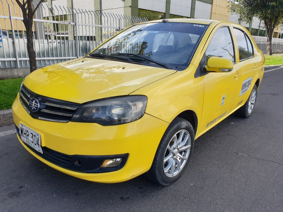 Faw 2015 Taxi 1.5l Full Equipo 2015