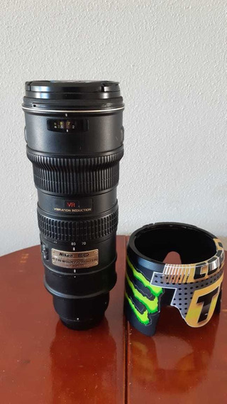 Vendo 2 Lentes Nikon 2.8