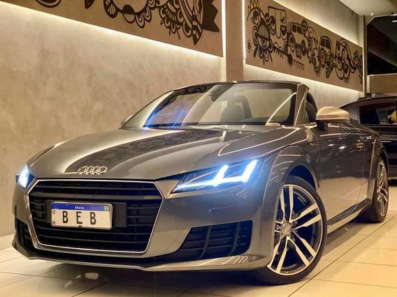 Audi Tt Roadster 2.0 Ambition Turbo 2016 33.000km S Tronic