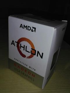 Procesador Amd Athlon 200ge Radeon Vega3 Graphics