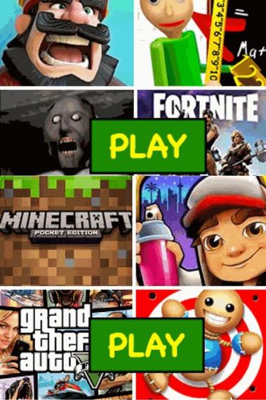 Kit Jogos Online Escolha O Seu