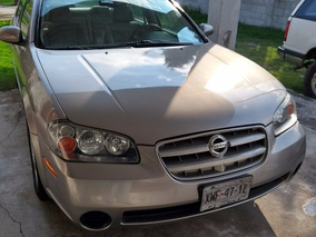 Nissan Maxima Gxe Sedan Tela At